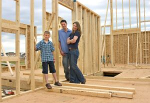 Build your own home with a construction loan