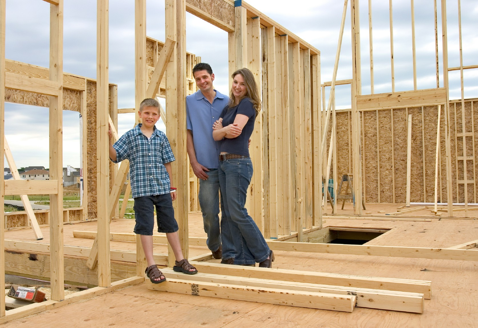 Construction loan to build your own home process risks for Construction loan to build a house