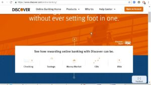 Discover Bank Money Market Account