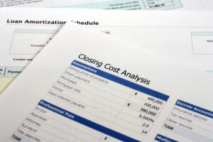 Closing Costs on Mortgage