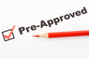 Pre Approved for Mortgage Loans