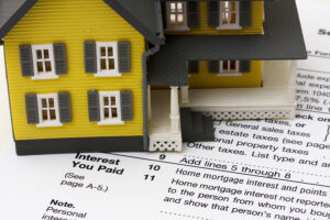 Home ownership and tax deductions