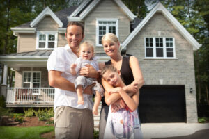 Young family - First time home buyers
