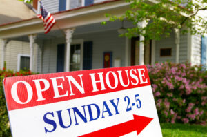tips for attending an open house